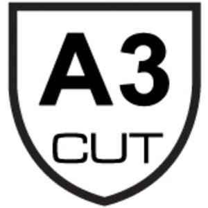 ANSI cut A3